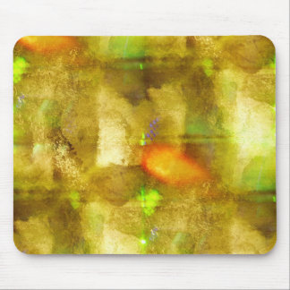 abstract texture color seamless brown, green mouse mat
