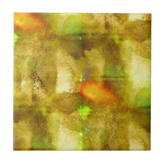abstract texture color seamless brown, green small square tile