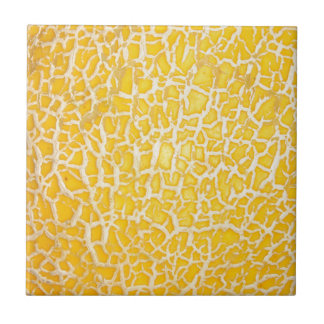 Abstract texture small square tile