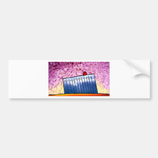 Abstract thing bumper stickers