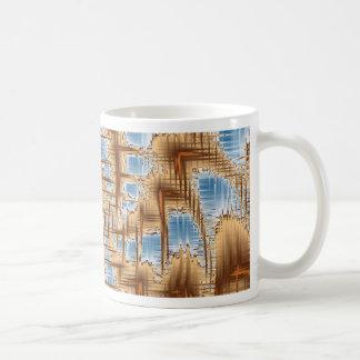 abstract thuesday mug