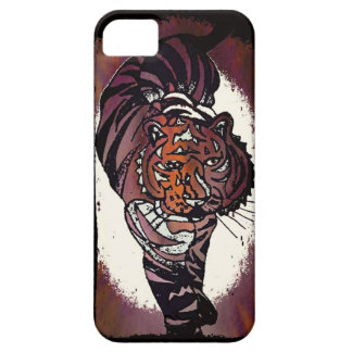 Abstract Tiger Case
