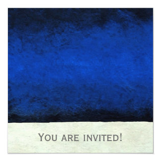 Abstract Times Two ~  Invitations BACHELOR