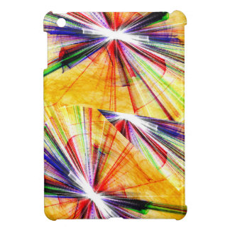 abstract  tint color case for the iPad mini