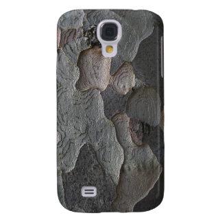Abstract tree bark macro iphone 3 cover