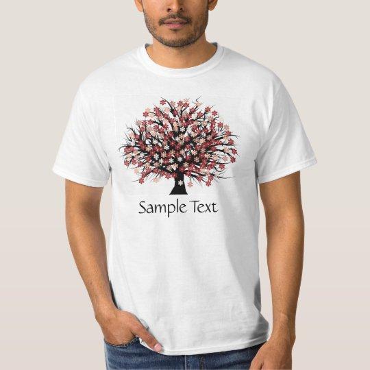 Abstract Tree Hugger T-Shirt