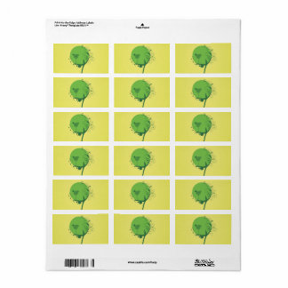 Abstract Tree Labels