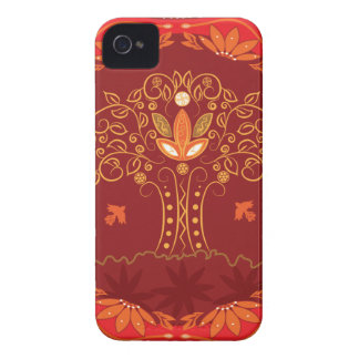 Abstract tree of life. iPhone 4 Case-Mate cases