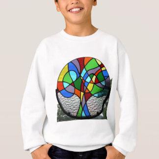 Abstract Tree of Life Sweatshirt