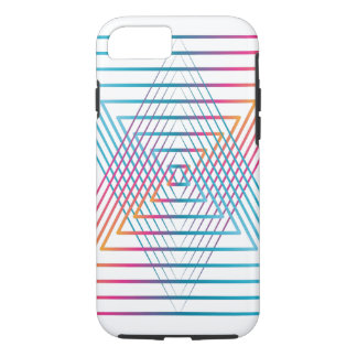 Abstract Triangle iPhone 8/7 Case