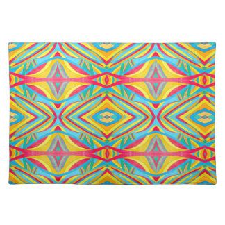 Abstract Triangle - placemat