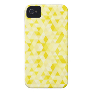 Abstract triangles iPhone case