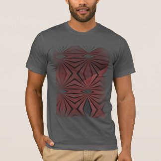 Abstract Tribal Design T-Shirt