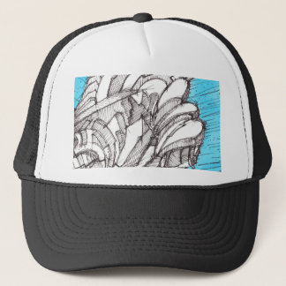 Abstract Trucker Hat