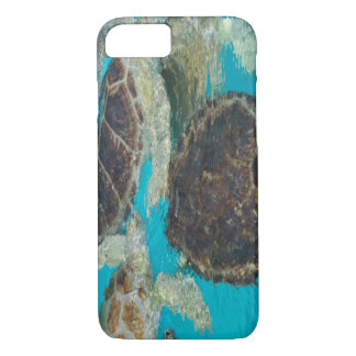 Abstract Turtles iPhone 7 Case