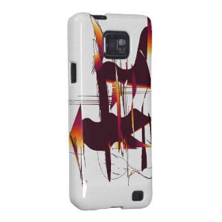 Abstract Unique Samsung Cover (T-Mobile Vibrant)
