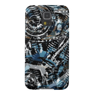 Abstract V-Twin Case For Galaxy S5
