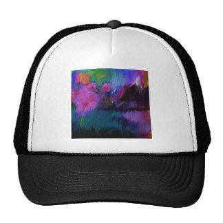 abstract vanity cap
