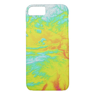 Abstract Variations- Arkansas- Tie Dyed iPhone 8/7 Case