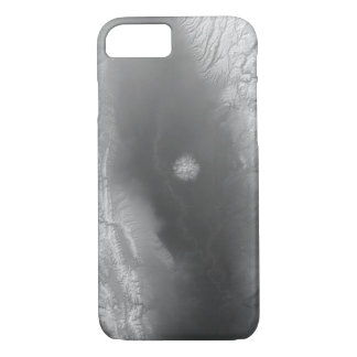 Abstract Variations- California- Black and White iPhone 8/7 Case