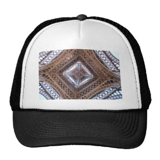Abstract view of Eiffel Tower Cap