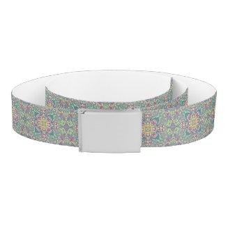 Abstract vintage background belt