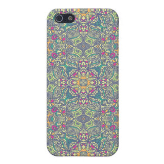 Abstract vintage background iPhone 5/5S cases