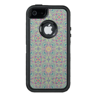 Abstract vintage background OtterBox iPhone 5/5s/SE case