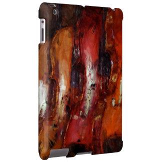 Abstract Violins iPad Case
