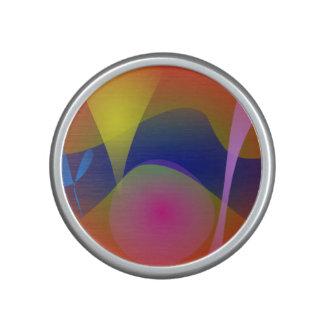 Abstract Volcano Bluetooth Speaker