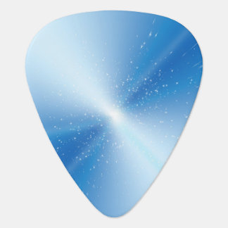 Abstract warp speed. plectrum
