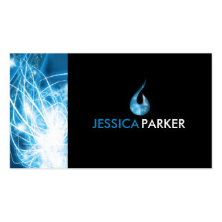 Abstract - Water Pack Of Standard Business Cards
