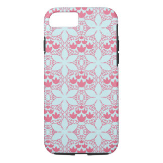 Abstract Water Lilies iPhone 7 Case