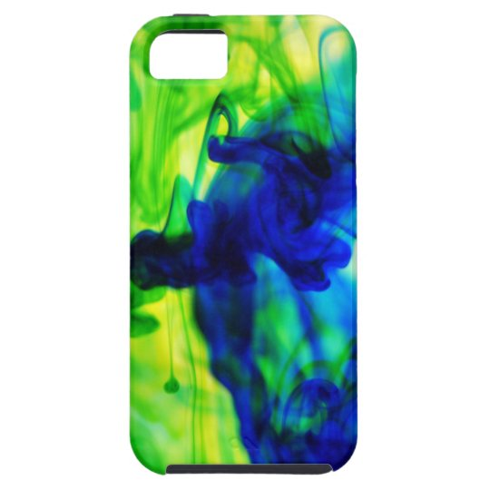 Abstract Water Swirl Designs iPhone 5 Cover