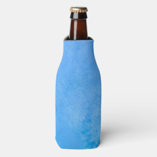 Abstract Watercolor Background 2 Bottle Cooler