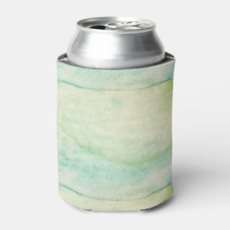 Abstract  watercolor background 2 can cooler