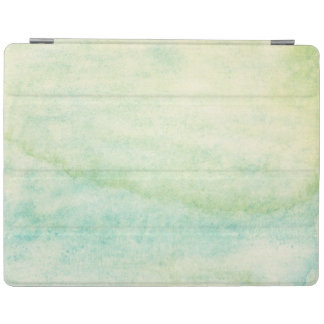 Abstract  watercolor background 2 iPad cover
