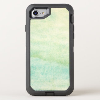 Abstract  watercolor background 2 OtterBox defender iPhone 8/7 case