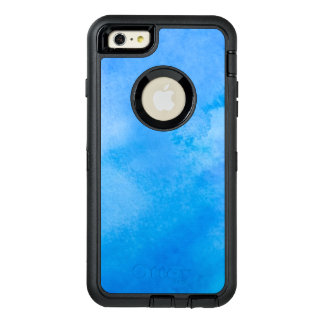 Abstract Watercolor Background 2 OtterBox Defender iPhone Case