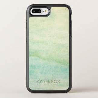 Abstract  watercolor background 2 OtterBox symmetry iPhone 8 plus/7 plus case