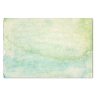 Abstract  watercolor background 2 tissue paper