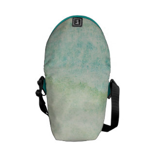 Abstract  watercolor background commuter bag