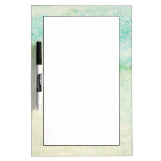 Abstract  watercolor background dry erase board