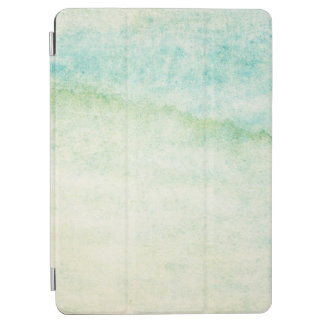 Abstract  watercolor background iPad air cover