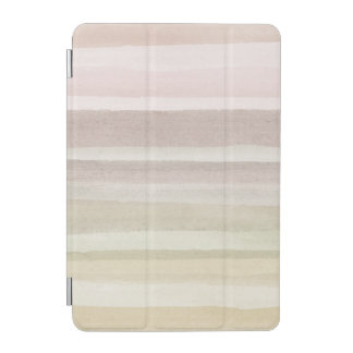 Abstract watercolor background iPad mini cover