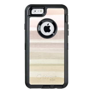 Abstract watercolor background OtterBox iPhone 6/6s case
