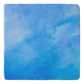 Abstract Watercolor Background Trivet