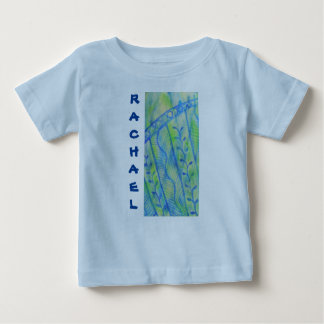 Abstract watercolor floral graphics t shirts
