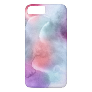 Abstract watercolor hand painted background 10 iPhone 8 plus/7 plus case