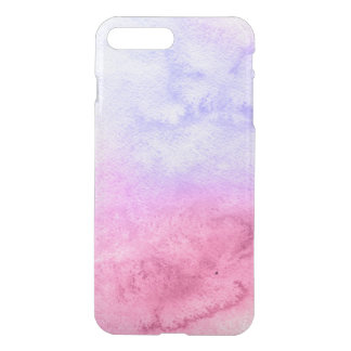 Abstract watercolor hand painted background 11 iPhone 8 plus/7 plus case